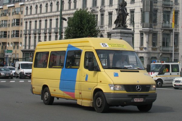 Mercedes-Benz TN310BDD