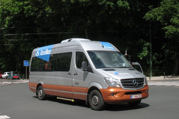 Mercedes-Benz Sprinter Mobility 33