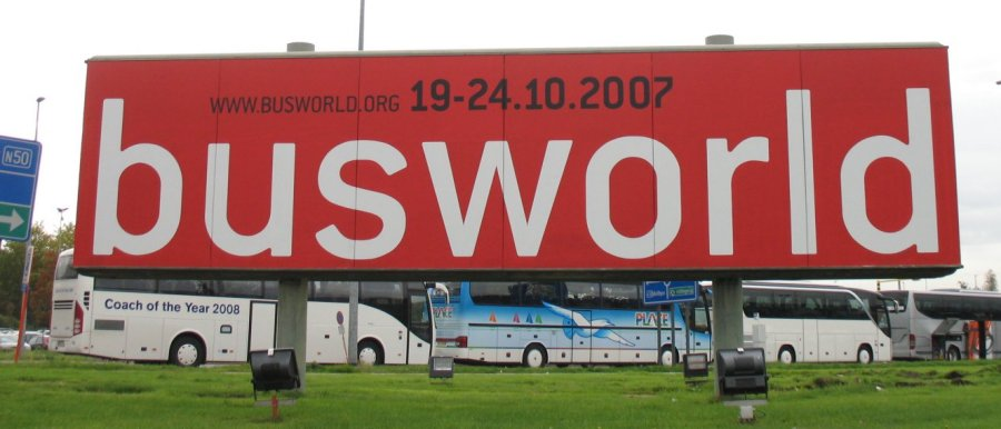 Busworld 2007
