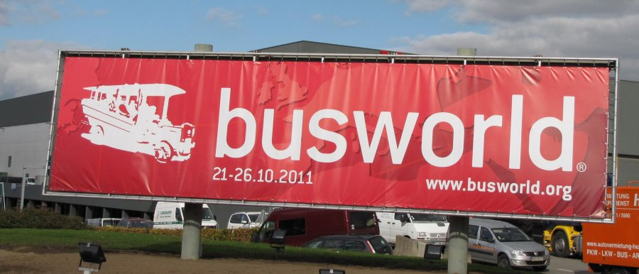 Busworld 2011
